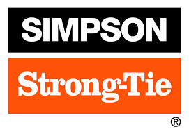 simpson strong tie- logo